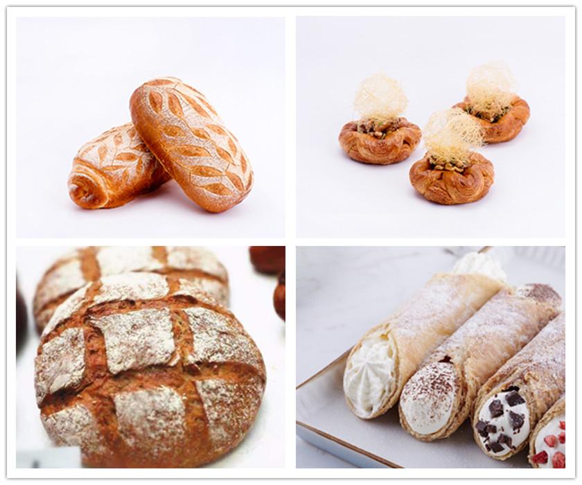 软欧面包烘焙